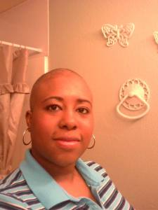 My Bald head